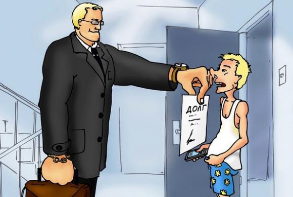 Изображение - Как в кризис банки взыскивают долги по кредитам vziskanie-dolgov-580x389